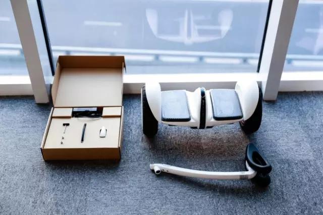 小米新品-九号平衡车-开箱测评-格物者-工业设计源