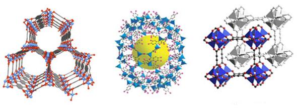 纺织技术是制备纤维织物最早且最持久的方法,时至今日,纺织技术却仍未加入制备纳米材料技术的大家族。由分别来自美国能源部(DOE)劳伦斯伯克利国家实验室和加州大学伯克利分校(UC)的科学家组成的国际合作组,利用螺旋有机分子链纺织出世界首例三维共价有机骨架材料(COFs)。 织化共价有机骨架材料是一种极具价值的材料,较现有的共价有机骨架材料在结构上具有更好的柔韧性、弹性和可逆性,有望捕获和贮存CO2并将其转化成高价的化工产品。 任教于伯克利实验室材料系和加州大学伯克利分校化学系、卡夫能源纳米科学研究所(Kav