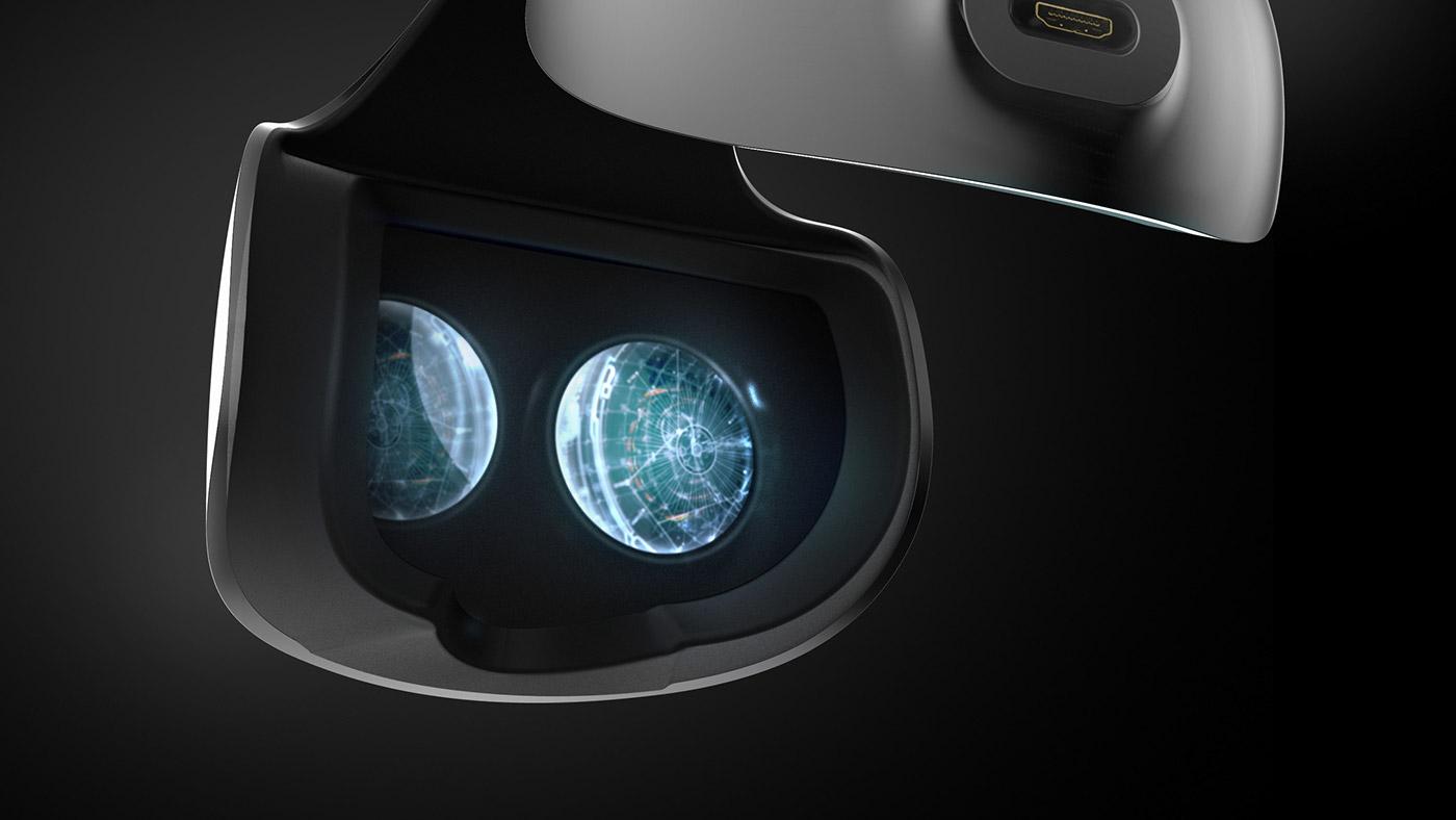 最新款oculus魔桥vr眼镜设计全套图纸!图片