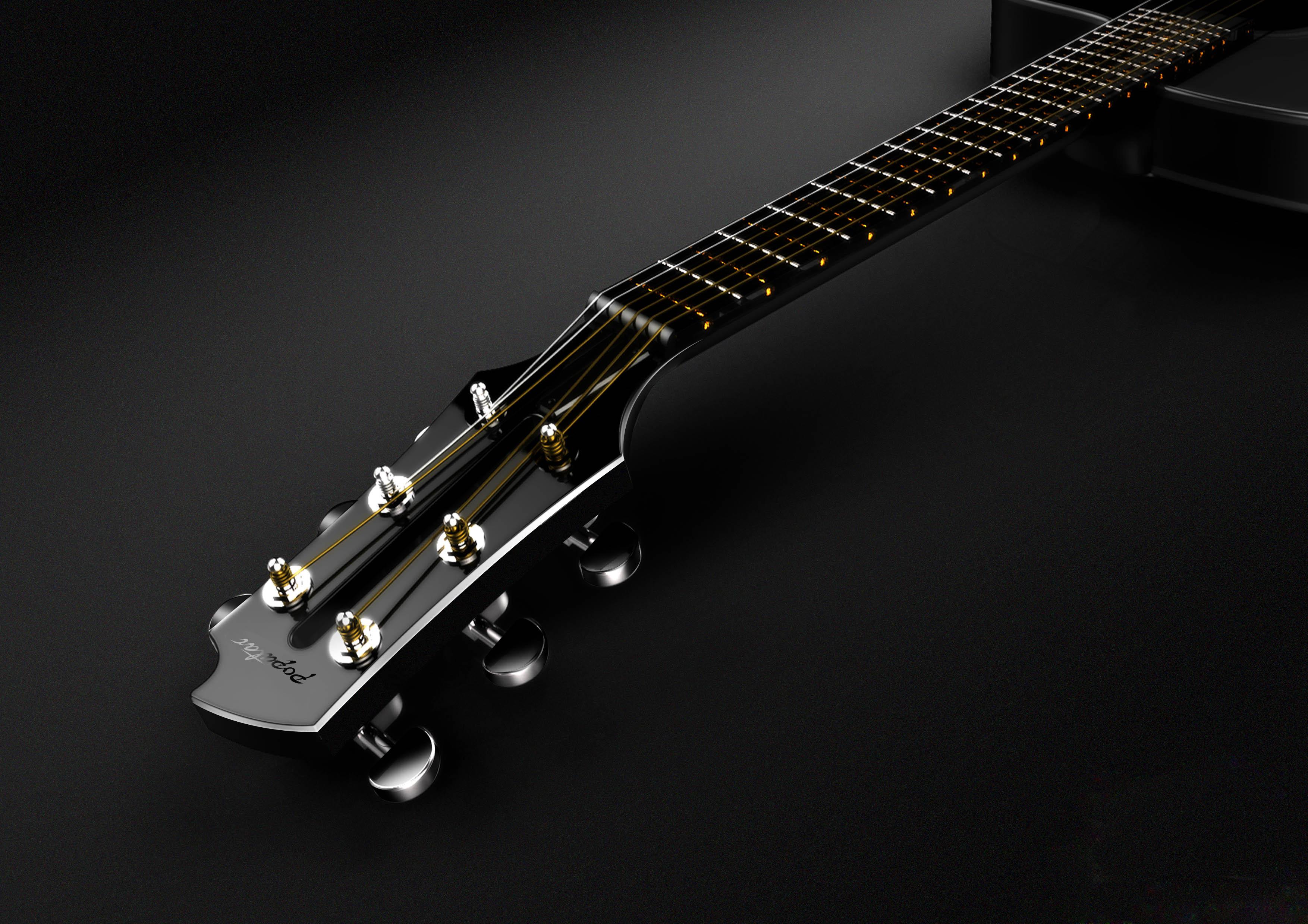 ar智能吉他,乐器中的特斯拉