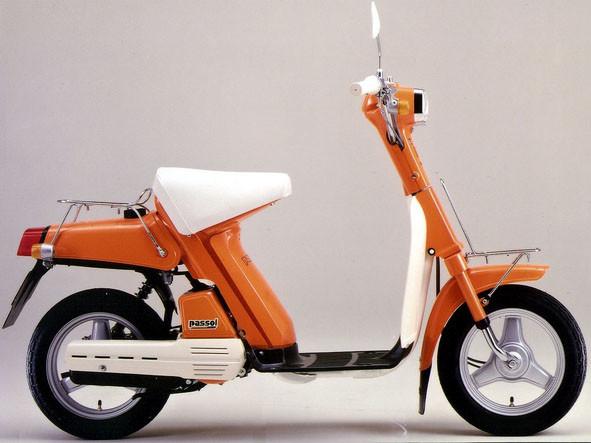 踏板摩托车 zeq/passol