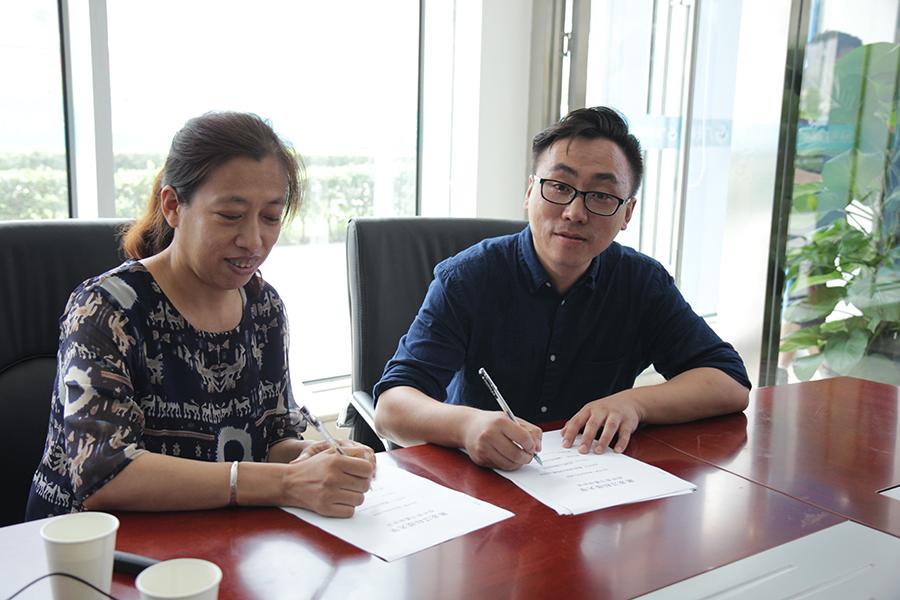 格物者与黑龙江科技大学实践教学基地签约圆满落幕!